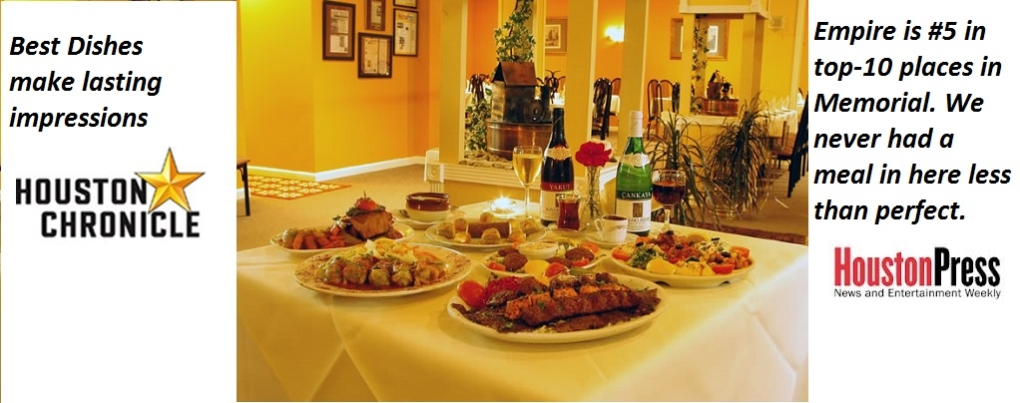 Come & Enjoy the Feast! Turkish Style